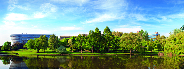University of Surrey campus
