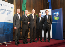 Study Group signs agreement with Trinity College and University College Dublin