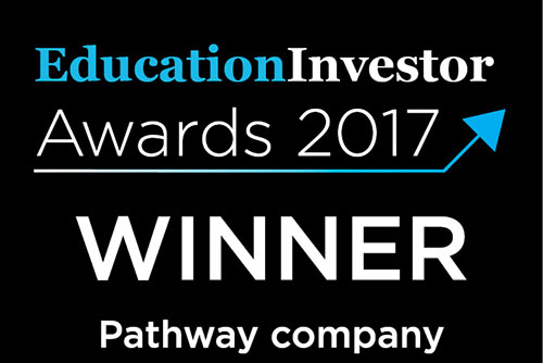 Study Group wins Pathway Company of the Year