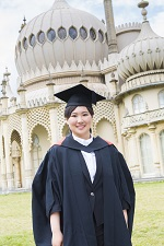 Wai Kwan graduated with first class honours from University of Sussex