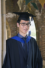 Pui Ying graduated with first class honours from University of Sussex
