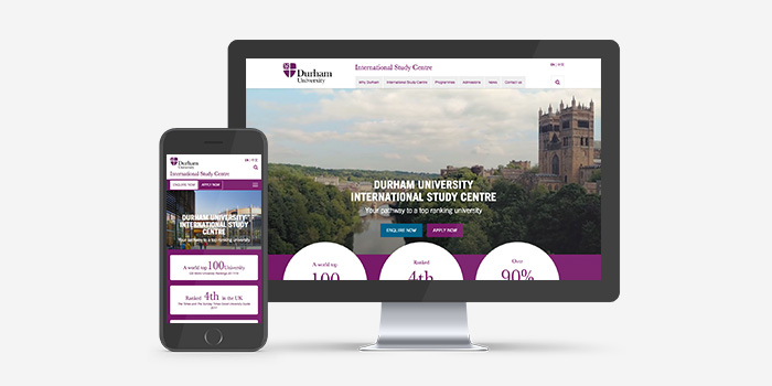 Durham website