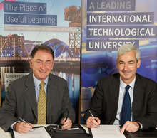 Official Opening of the University of Strathclyde International Study Centre