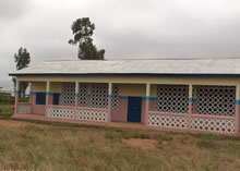 Benin School - After Shot